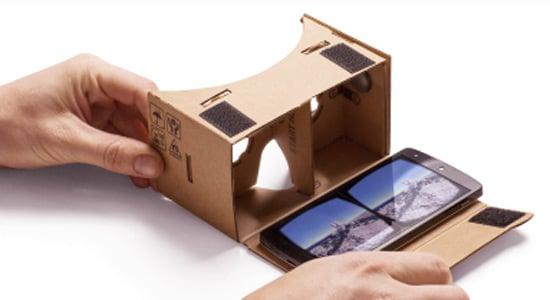 Apps sin giroscopio en realidad virtual