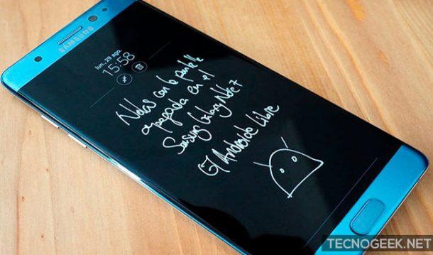Samsung presentará el Galaxy Note 8 el 23 de agosto
