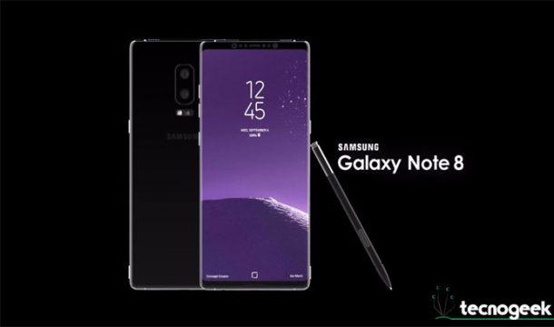 UNPACKED: Samsung presentará el Note 8 el 23 de agosto