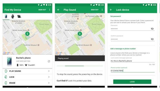 Cómo localizar tu smartphone robado o pérdido