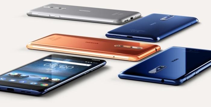 Nokia 8: el móvil más sofisticado de Nokia es oficial