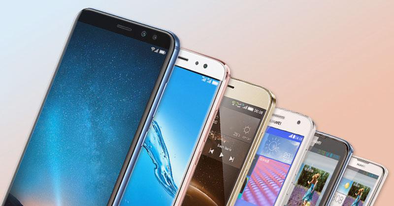 Huawei Mate 10 Pro en imagen filtrada