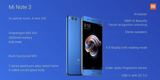 ¿Qué tiene de especial el Xiaomi Mi MIX 2