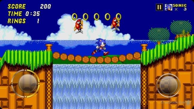 Cómo descargar Sonic 2 para Android