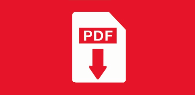 Convertir archivos de PDF a JPG o PNG en Android
