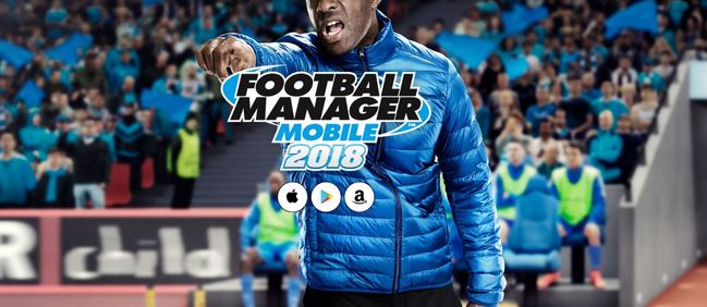 Football Manager 2018 disponible para Android