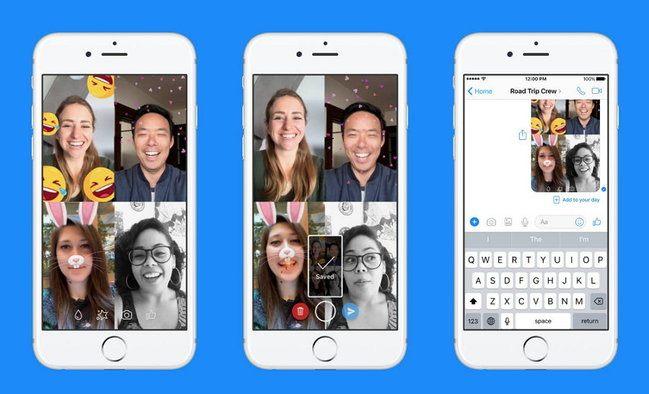 Facebook combina sus Historias con las de Messenger