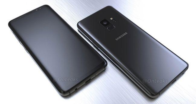 Galaxy S9 y Galaxy S9+