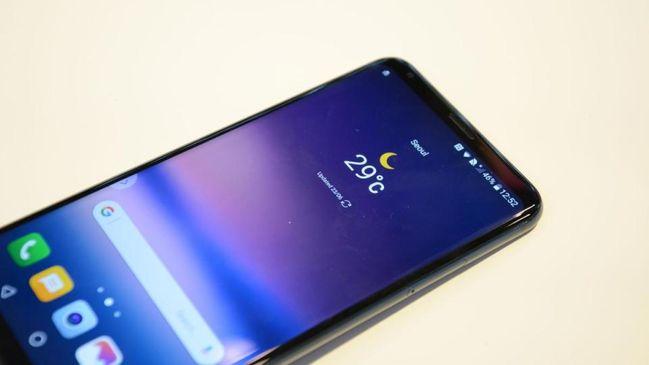 LG G7: se filtra fecha de presentación y características