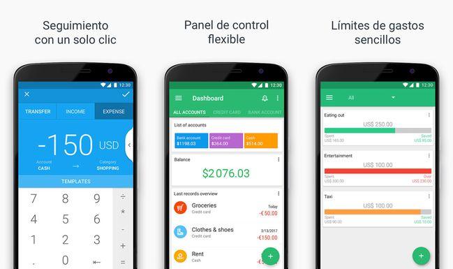 Las mejores aplicaciones para gestionar tu dinero desde el móvil