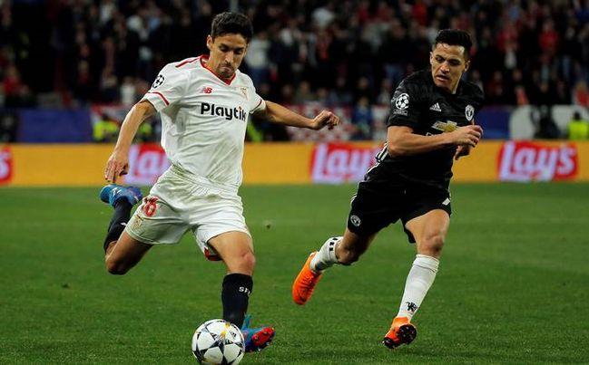 Manchester United vs Sevilla en vivo