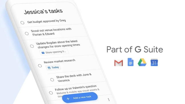 Google Tasks: nueva aplicación de tareas de Google