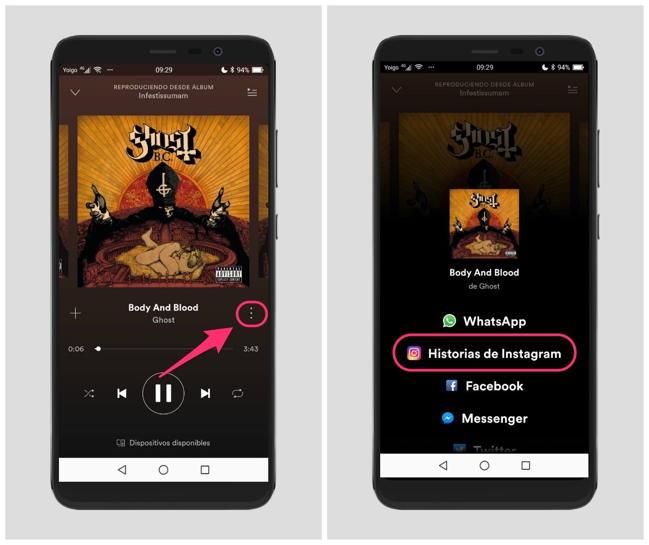 Instagram permitirá buscar y añadir música a las historias