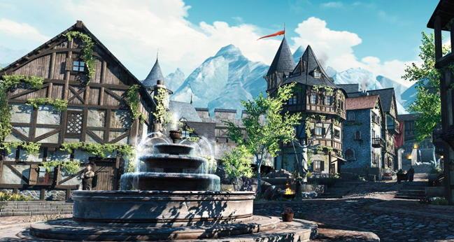 The Elder Scrolls: nuevo juego de rol con gráficos de consola en Android