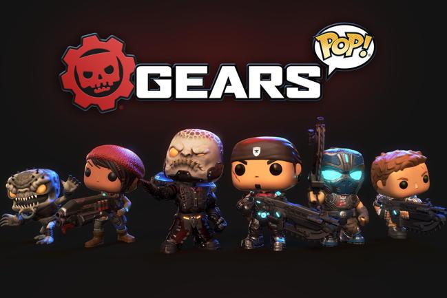 ¡OOMG!: Gears of Wars tendrá versión para móviles llamada Gears Pop!