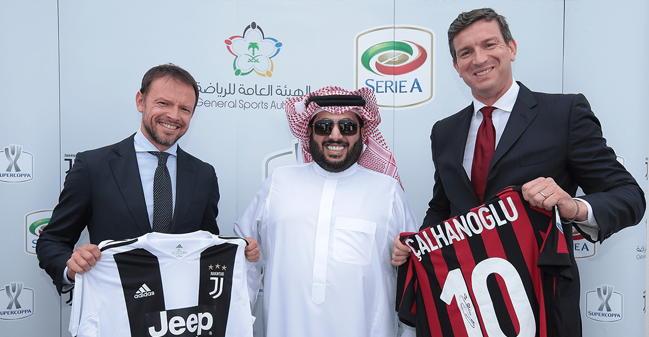 ¡DINERO ES DINERO!: La Supercopa Italiana 2019 se jugará en Arabia