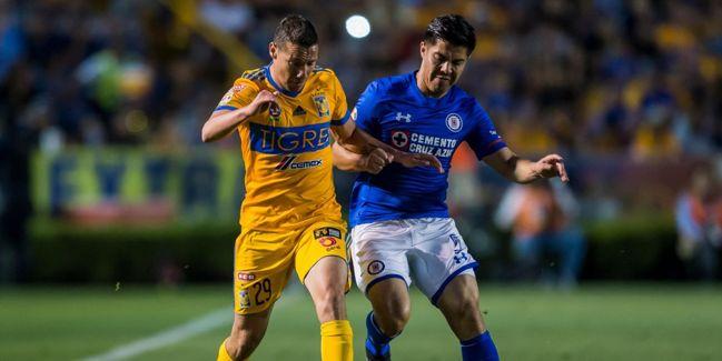 Ver Cruz Azul vs Tigres en vivo por internet de la Jornada 3 Apertura 2018
