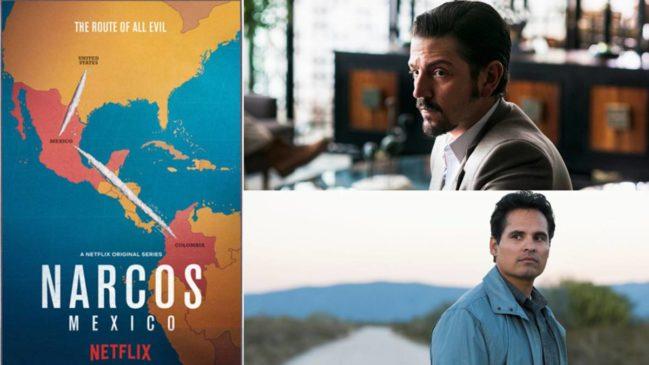 NARCOS MÉXICO: MIRA EL PRIMER TRAILER OFICIAL