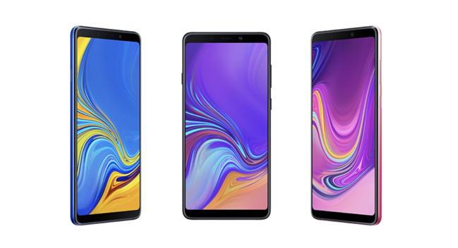 😱 ¡CINCO CÁMARAS! Así es el nuevo Galaxy A9 de Samsung