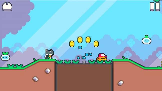 Super Cat Tales 2: la mejor alternativa a Super Mario Run en móviles