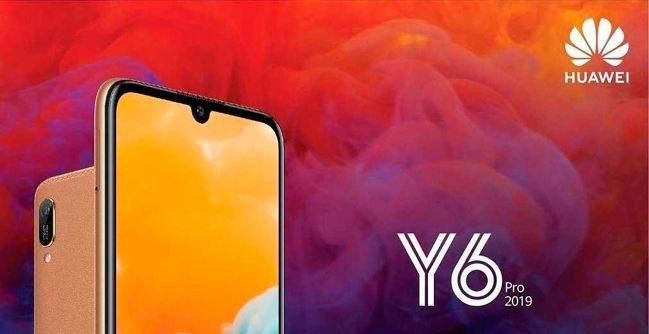 Huawei Y6 Pro 2019: el cuero se presenta en la gama más asequible