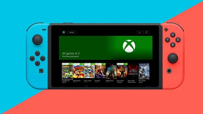 El Game Pass de Xbox podría llegar a Switch