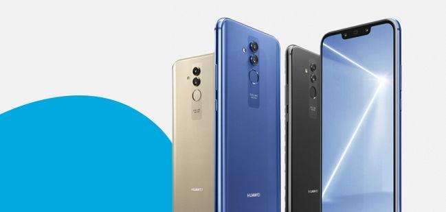 Huawei Mate 20 Lite con un gran descuento en Amazon México
