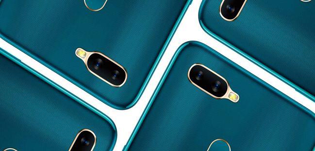 OPPO AX7: el enorme smartphone asequible ha llegado