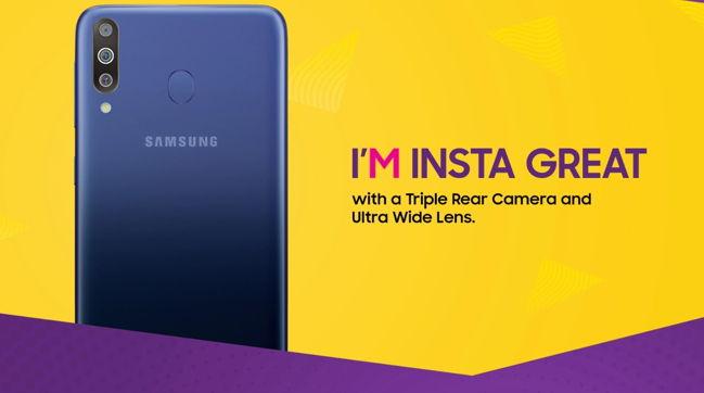 Galaxy M30: el nuevo móvil barato de Samsung