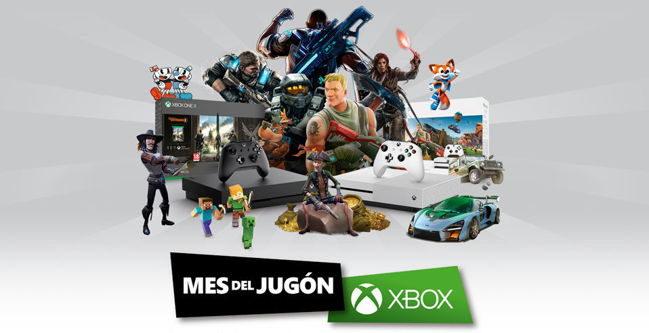 Mes del Jugón de Xbox: un mes de Xbox Live Gold o tres meses de Xbox Game Pass por solo un dolar