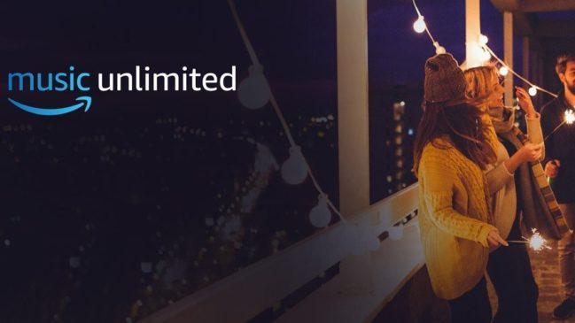 Amazon Music Unlimited por 9 pesos disponible en México
