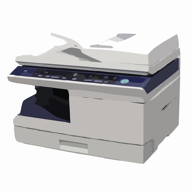 Fotocopiadoras por coste por copia