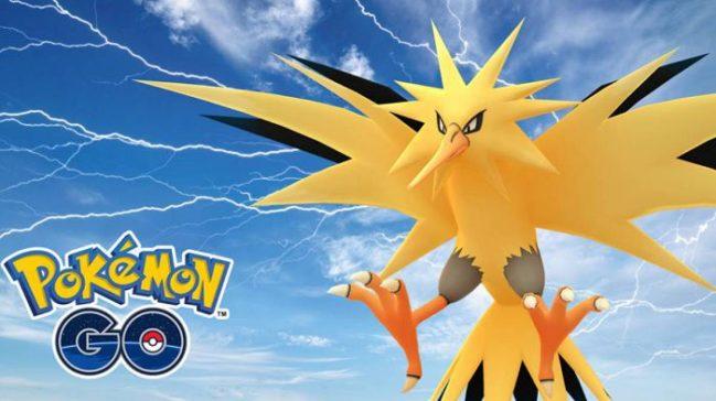 Desafío Global de Pokémon Go