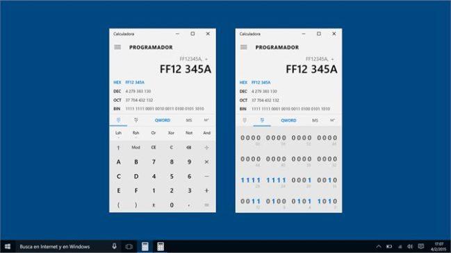 Cómo instalar la calculadora de Windows 10 en Android