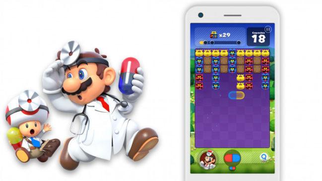 😱Dr. Mario: Nintendo traerá el juego a los móviles en julio