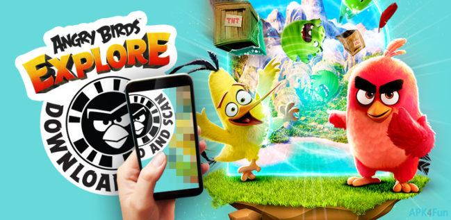 Tres maravillosos trucos para Angry Birds Explore