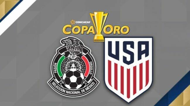 Como ver Mexico vs Estados Unidos en vivo, Final de Copa Oro 2019