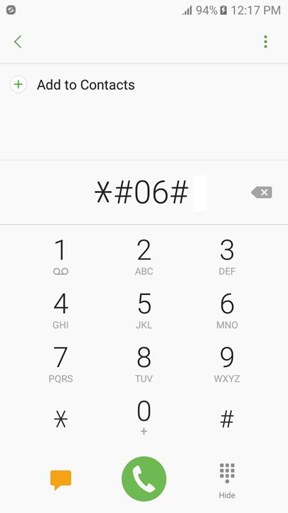 ☑ Qué es el IMEI y cómo consultar el número en tu móvil gratis