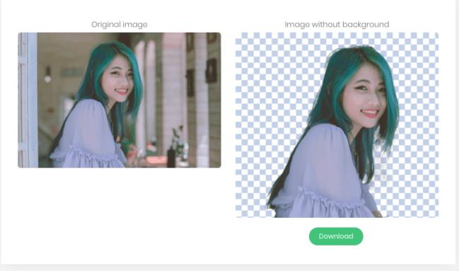 Cómo eliminar automáticamente el fondo de una imagen con Remove.bg