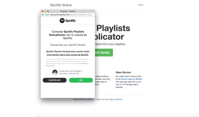 Cómo eliminar canciones duplicadas EN Spotify