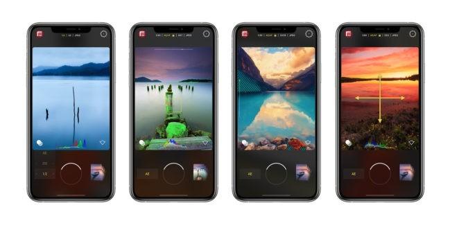 FiLMiC Firstlight, una aplicación para editar fotos en iOS a un alto nivel
