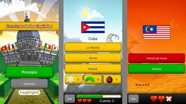 Las mejores apps para aprender geografía