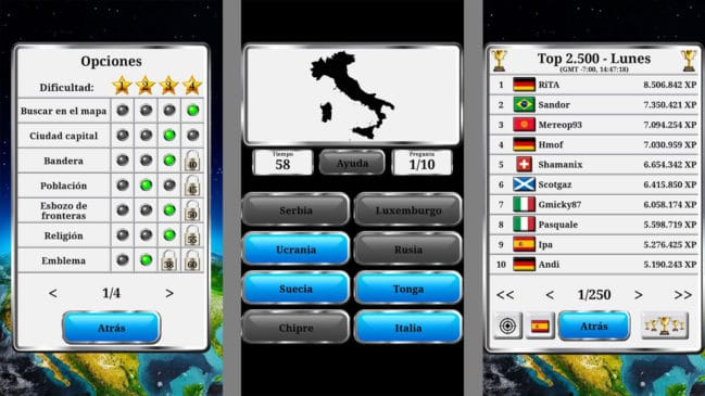 🗺Las mejores aplicaciones para aprender geografía