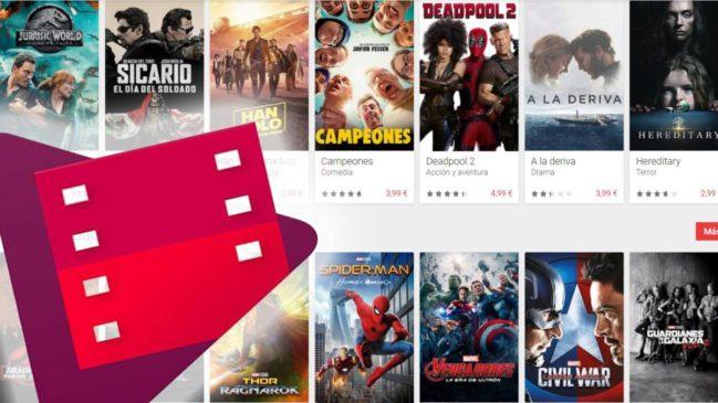 🍿6 películas exitosas que puedes ver en Google Play este fin de semana