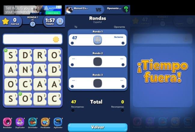 Mezcladitos 2: un nuevo juego de palabras cruzadas