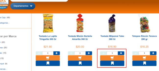 🍑 Cómo hacer el supermercado en línea en México