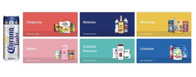 Cómo hacer hacer el supermercado en línea en México