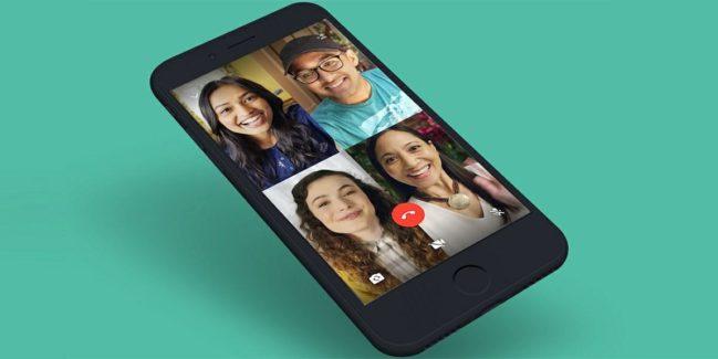 🤩Cómo activar las videollamadas de Whatsapp para 8 personas