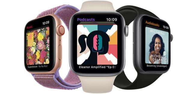 ➡️Cómo reproducir audiolibros en el Apple Watch