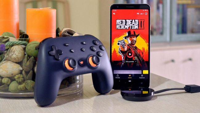 Cómo jugar Google Stadia en cualquier smartphone fácilmente